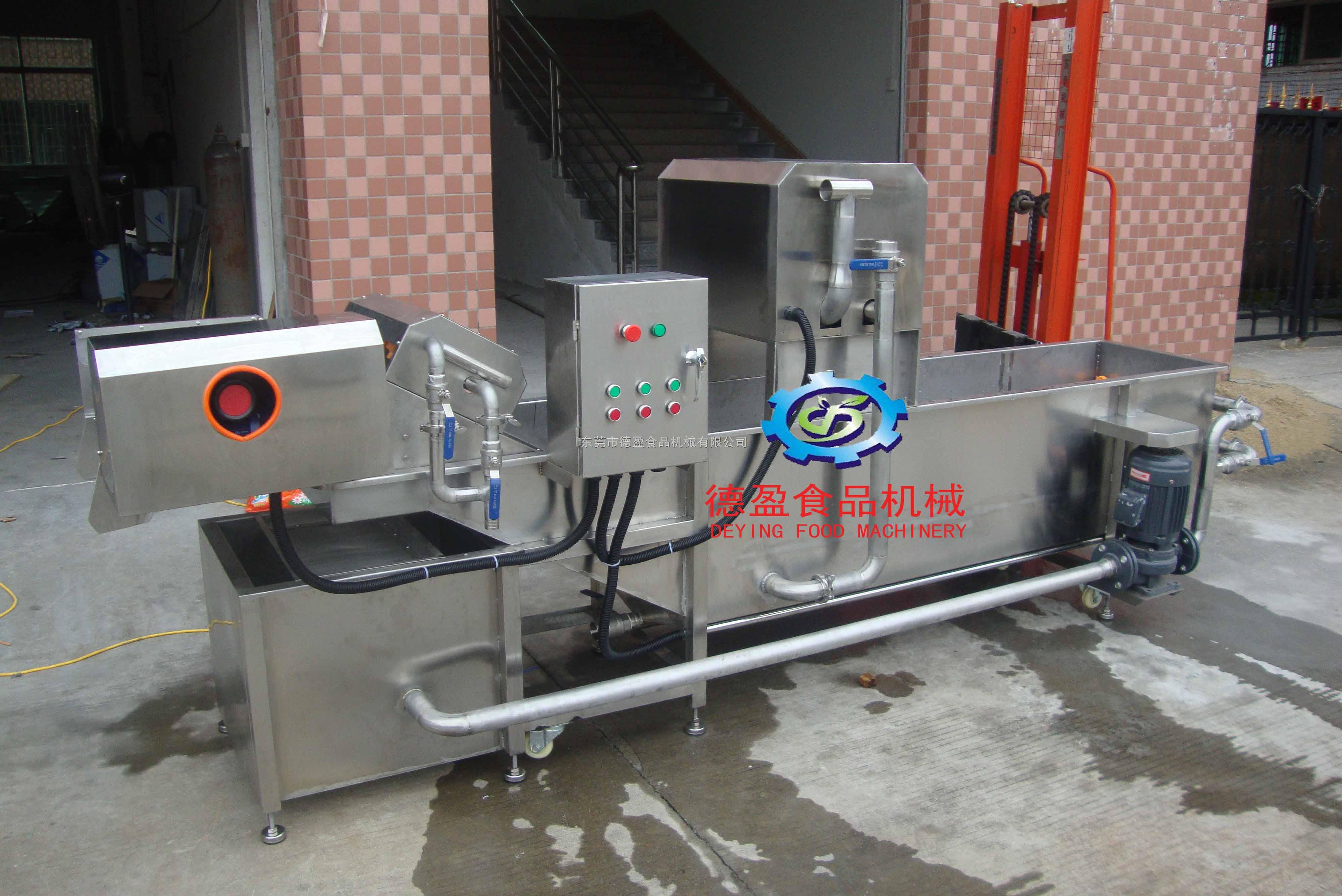 DY2500-果蔬清洗机、辣椒清洗机、萝卜清洗机