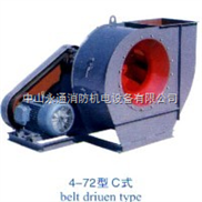 低噪音离心风机4-72-7C 大型机械配套通风设施