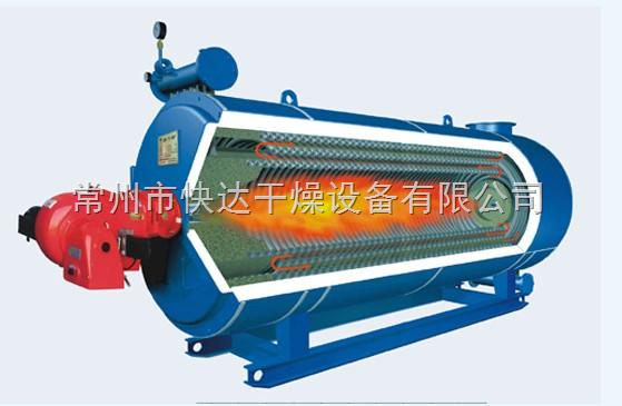 电加热导热油炉采用数显式温控仪控温,具有超温报警,低油位报警,超