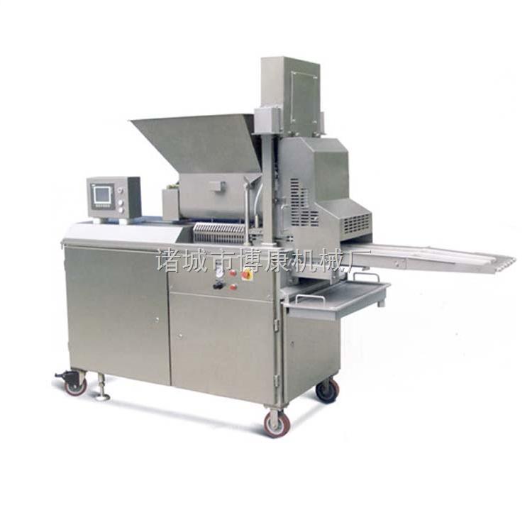 不锈钢肉饼鸡排成型机