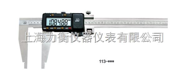 上申0-3500毫米数显卡尺^^3500mm电子卡尺厂家批发