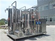 碳酸飲料混合機組,汽水混合設備,飲料機械生產線