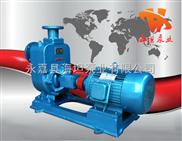 自吸排污泵(自吸污水泵)ZW