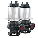 供应JYWQ50-42-9-1200-3不锈钢排污泵 自动搅匀排污泵 直立式排污泵