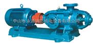 卧式高压离心泵,长江牌清水泵D6-25×6