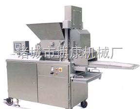 供应爱心蟹肉饼成型机|汉堡肉饼机|全自动成型机