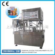ZLD-2B 吸吸果冻灌装机