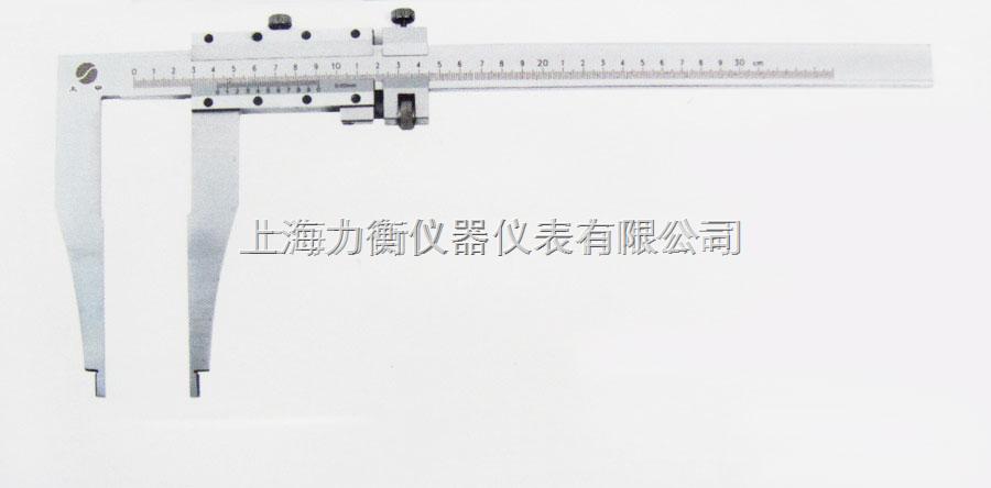上海长爪游标卡尺规格600mm*爪长300mm