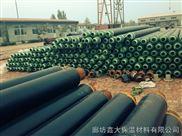 广西梧州直埋预制聚氨酯泡沫塑料保温管型号齐全报价合理