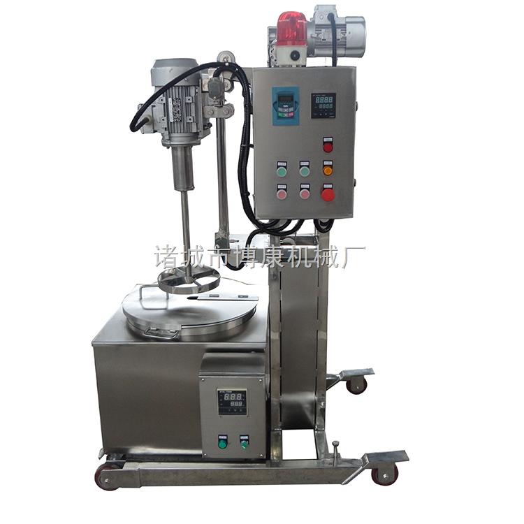 供应博康牌DJJ200高品质稀浆打浆机|食品专用打浆机