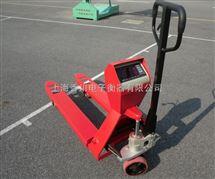 带打印电子磅称,2500kg叉车磅称,扬州电子叉车秤