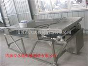 ZD-1000型-不锈钢直线振动筛,振动筛,振动沥水机