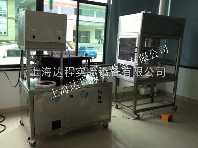 微型超高温管式灭菌机