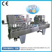 上海熱賣 綠豆沙冰灌裝封口機,灌裝封口機,全自動灌裝封口機