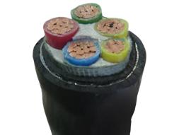 耐火阻燃电缆NH-VV3*10+1*6