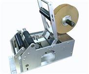 MT-50半自動小圓瓶貼標機 簡易不干膠貼標機