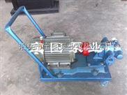 检测达标的可移动齿轮泵型号噪音低--宝图泵业