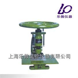 防水卷材冲片机试验流程