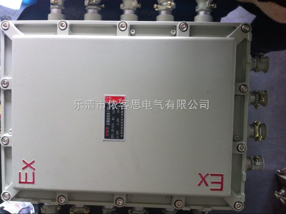 BJX-20/32隔爆型防爆分线箱(IIB,IIC)