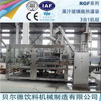RGF 14-12-5果汁饮料灌装生产线