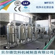 WTS-4-全自动纯净水水处理系统