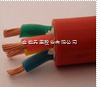 DJGVF硅橡胶绝缘弹性体塑料PVC护套计算机电缆