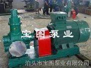 高温齿轮泵型号厂家咨询泊头宝图泵业