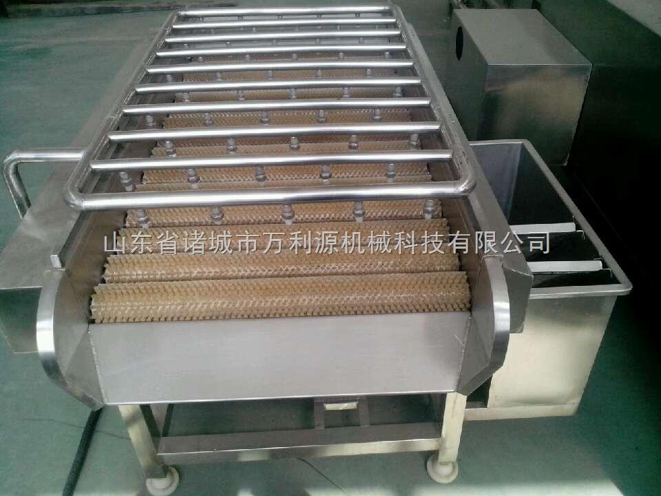 生产紫薯清洗机 苹果清洗机 胡萝卜清洗机