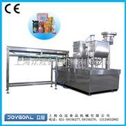 上海众冠吸吸果冻灌装机/自立袋灌装旋盖机