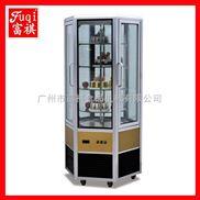 【广州富祺】蛋糕冷藏柜 CP-600-六面玻璃展示冷柜 蛋糕展示柜 全国畅销