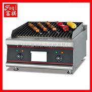 【广州富祺】 EB-689 豪华火山石烧烤炉 火山石烧烤机 烧烤炉厂家出售 款式新颖