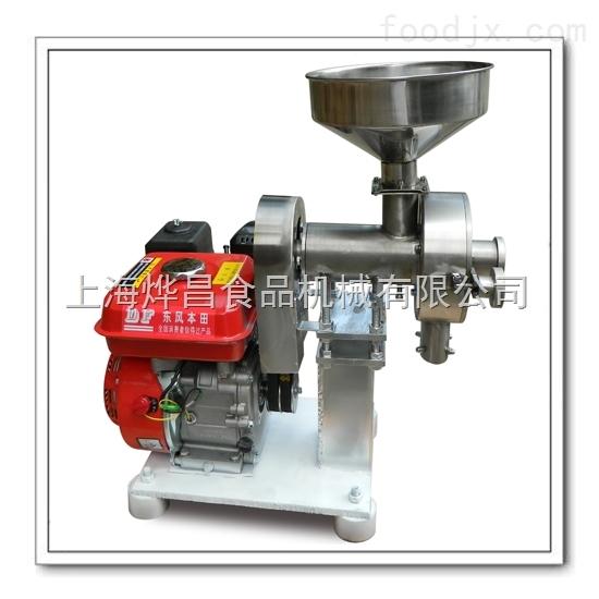 汽油磨粉机小型汽油磨粉机