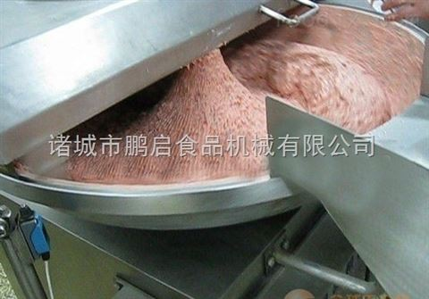 全自动ZB-80肉类蔬菜斩拌机