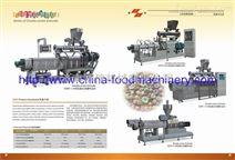 DZ65雙螺桿擠壓膨化機設備