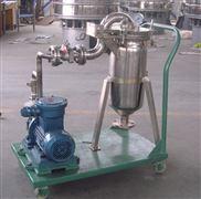 油脂精炼设备-袋式过滤机
