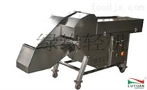 自动高速酸菜切丁机