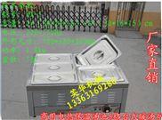 商用电热保温汤池5格台式暖汤炉五盆暖汤盆电热保温箱