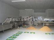 五谷杂粮熟化微波设备