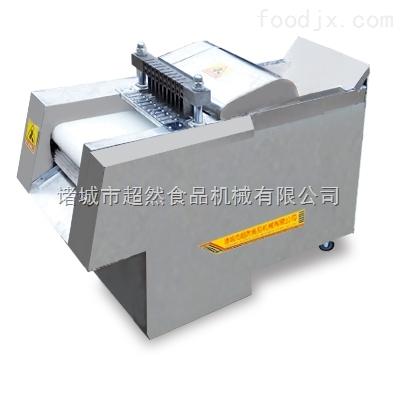 不锈钢全自动鸡肉切片机