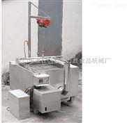 万胜食品机械 不锈钢油炸锅YZG-2000  电炸锅