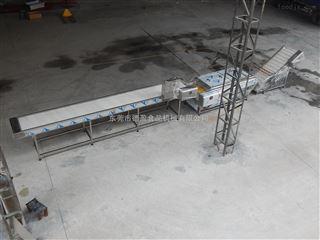 DYS-8000东莞德盈不锈钢蔬果皮带输送机
