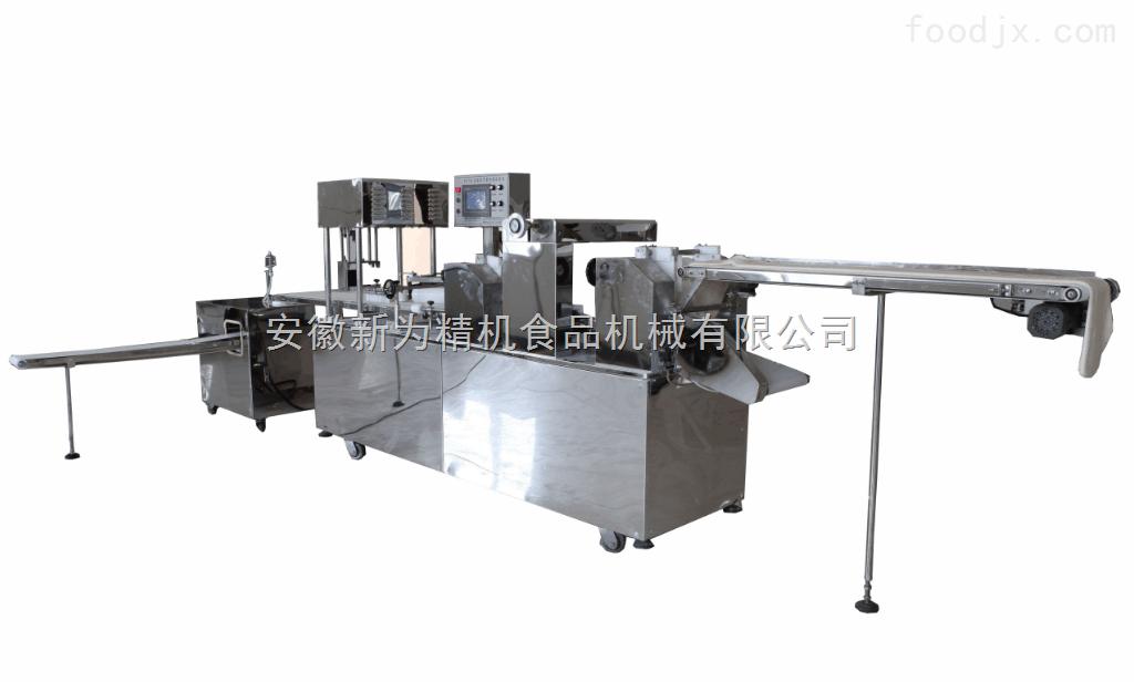 XWSM-III-牛舌头饼机