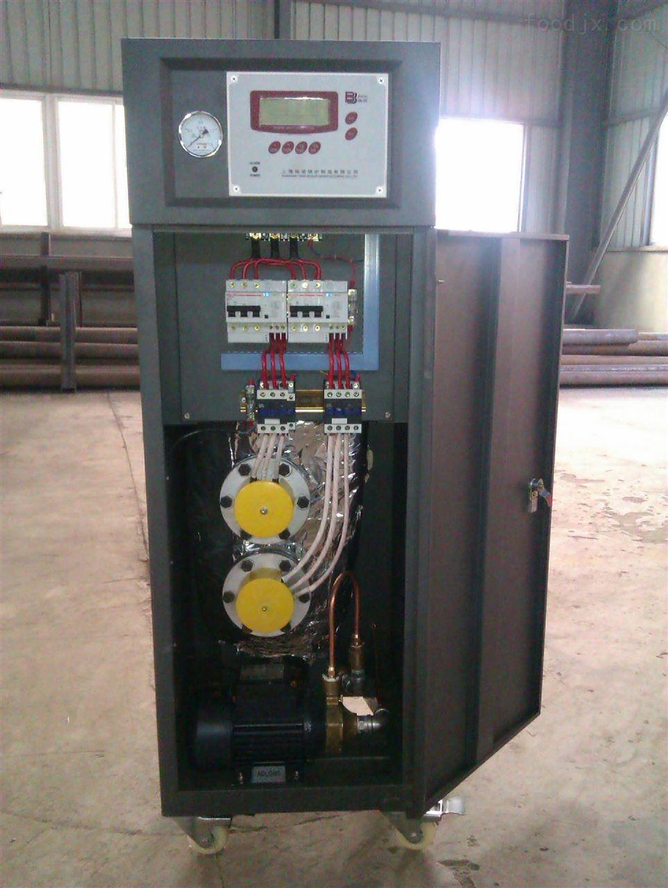 冬季管道加温用18kw或24kw电加热蒸汽锅炉