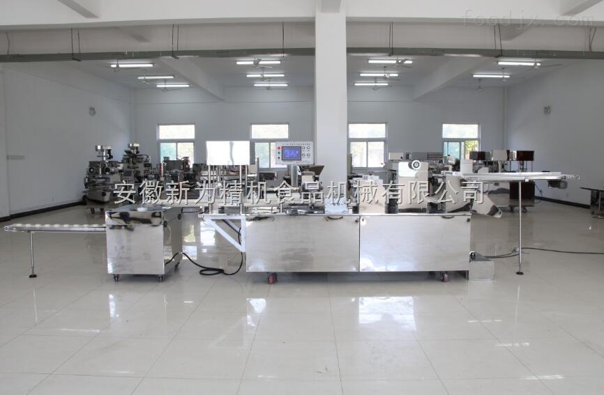 XWSM-III型-面包生产线