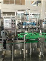 玻璃瓶白酒灌装设备生产线