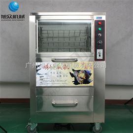KK-128烤地瓜机多功能烤红薯的机器 商用电动自动烤玉米机报价