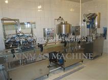 分体式饮料灌装生产线