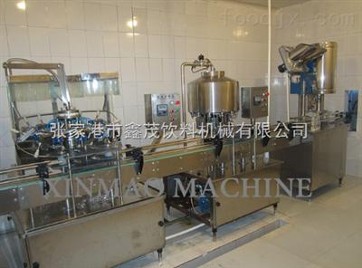 ZC分体式饮料灌装生产线
