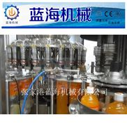 專業供應三合一果汁飲料灌裝設備 酒水灌裝設備 灌裝機