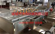 【华邦机械】芹菜气泡清洗机 全自动蔬菜清洗机 菠菜清洗机